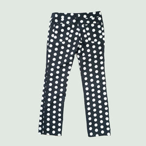 Comme Des Garcons Polka Pants | before midnight vintage