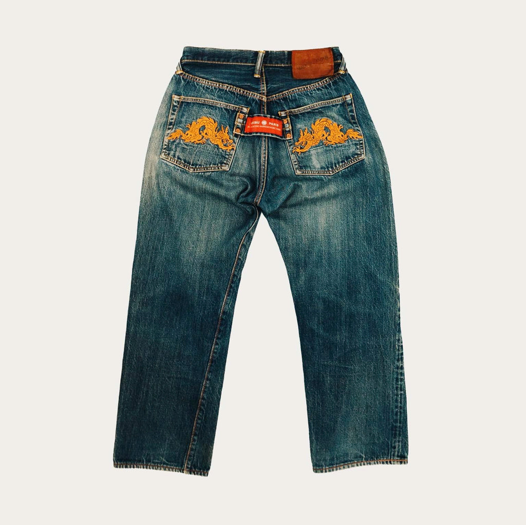 Evisu Dragon Jeans