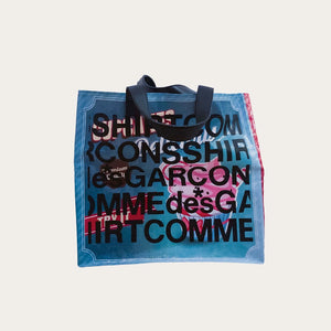 Comme Des Garcons Paperbag Tote | before midnight vintage