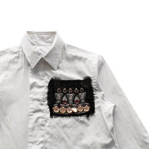 comme des garcons shirt | before midnight vintage