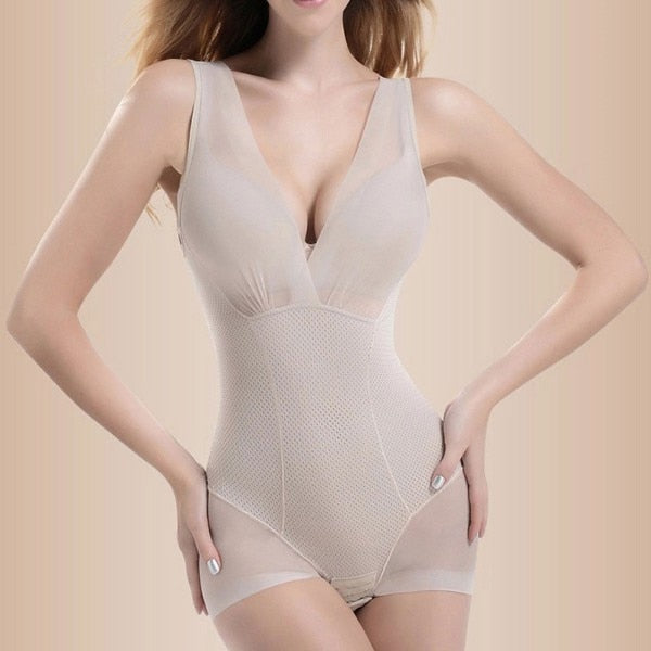 Tummy Control Under-Bust Body Shaper