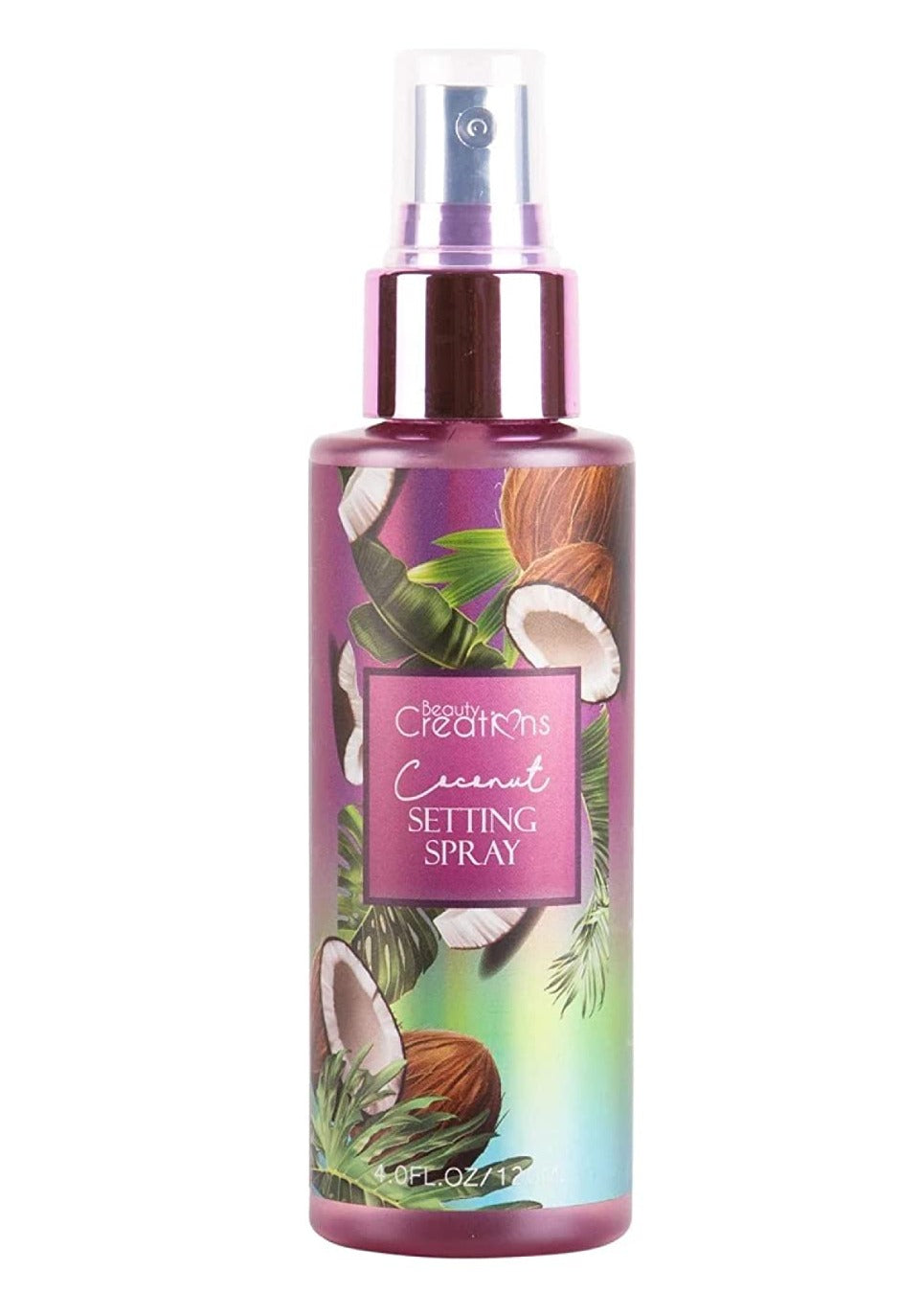 Coconut Setting Spray Beauty Creations