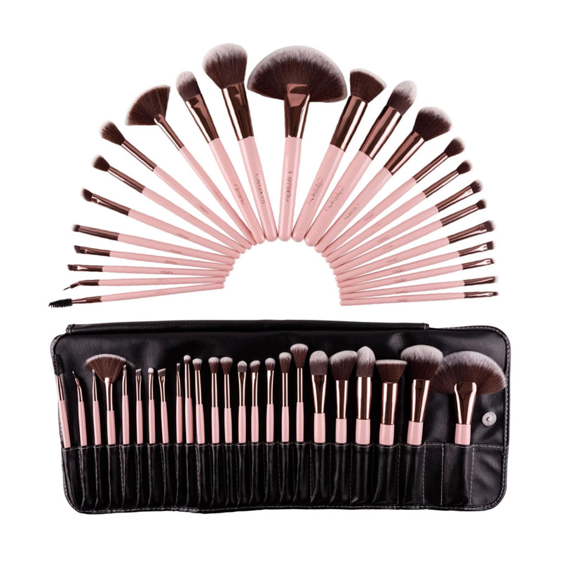 BLOSSOM 24 PC BRUSH SET BEAUTY CREATIONS