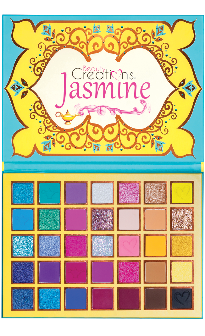 JASMINE PALETTE - BEAUTY CREATIONS