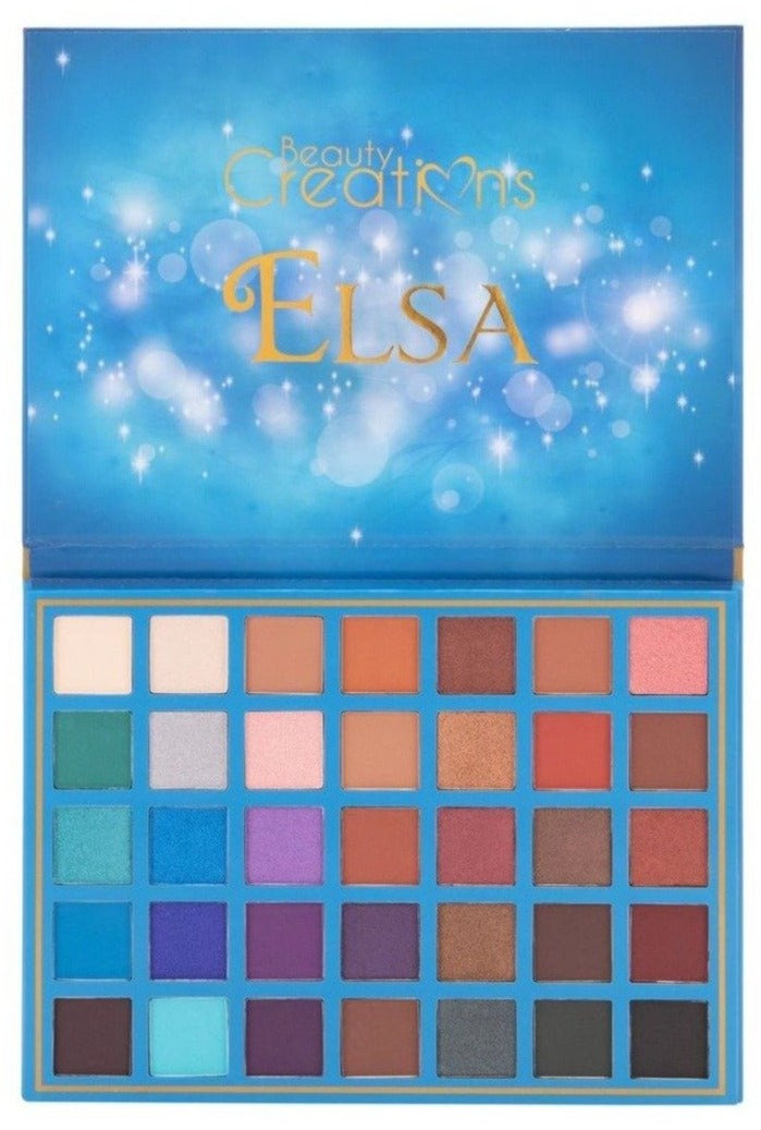 Elsa Palette Beauty Creations