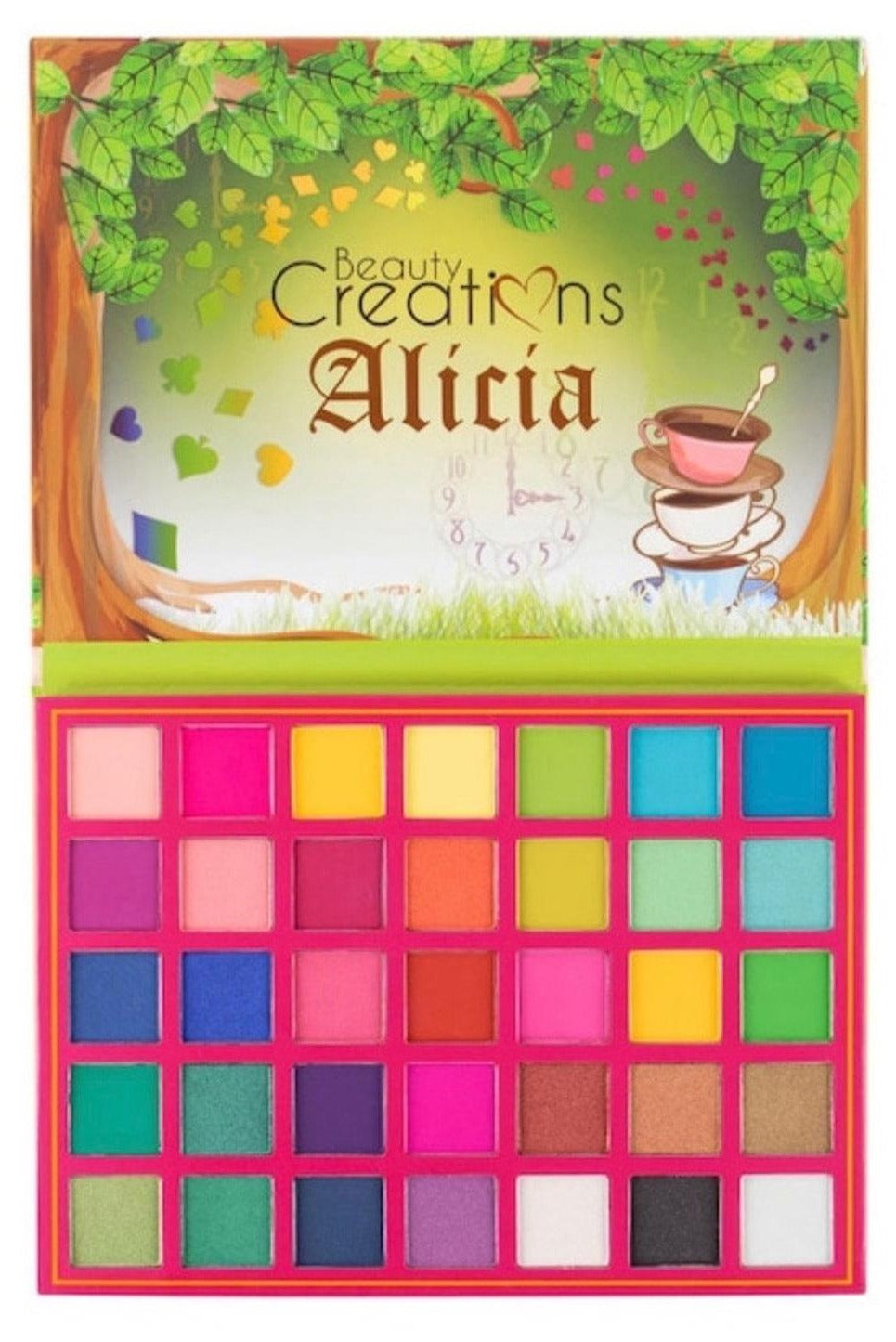 Alicia palette Beauty Creations