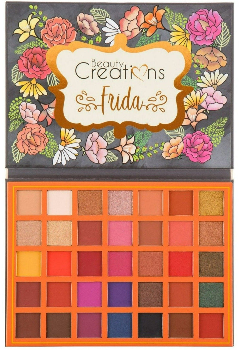 FRIDA EYESHADOW PALETTE - BEAUTY CREATIONS