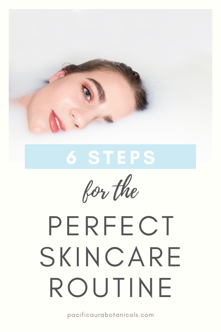 6 steps for the perfect skincare routine