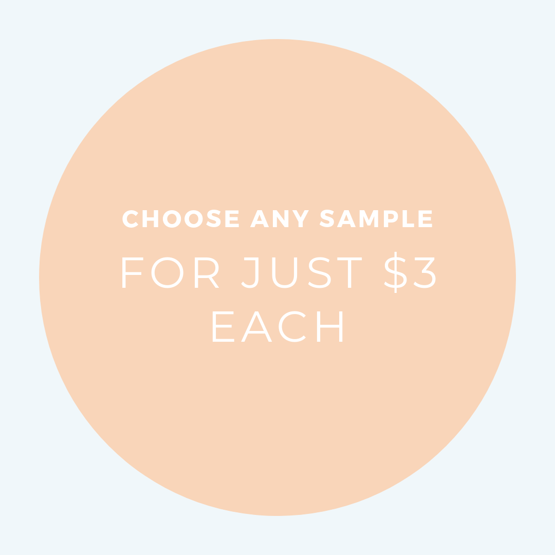 skincare samples clean vegan skincare pacific aura botanicals