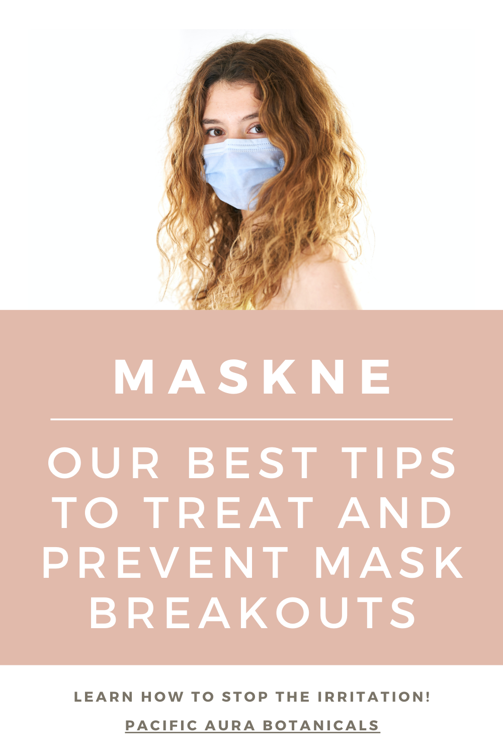 how to prevent and treat maskne