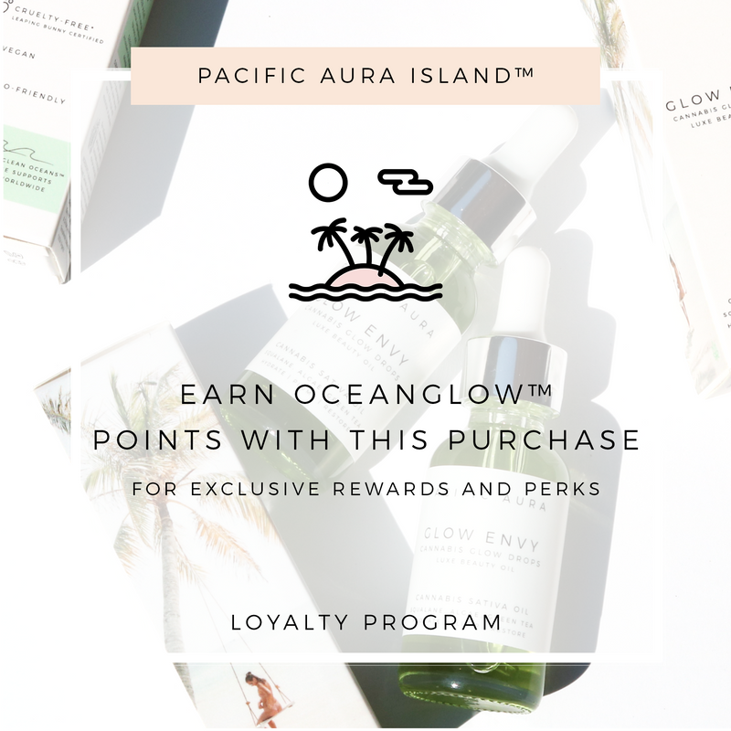 SKINCARE LOYALTY PROGRAM PACIFIC AURA BOTANICALS REWARDS