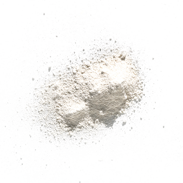 white kaolin clay powder cruelty-free, vegan, clean beauty, leaping bunny, 1% for the planet