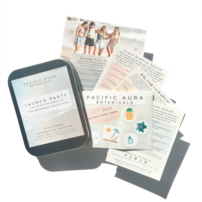 Bestie Kit - Pacific Aura Botanicals