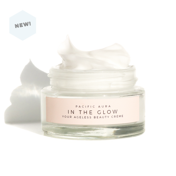 Vegan Facial Crème with Algae and Marine Collagen: Plumps & hydrates for bouncy skin