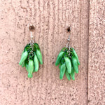 Green Chili Bunch Earrings