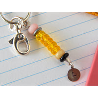 Teacher Pencil Keychain/Lanyard Attachment