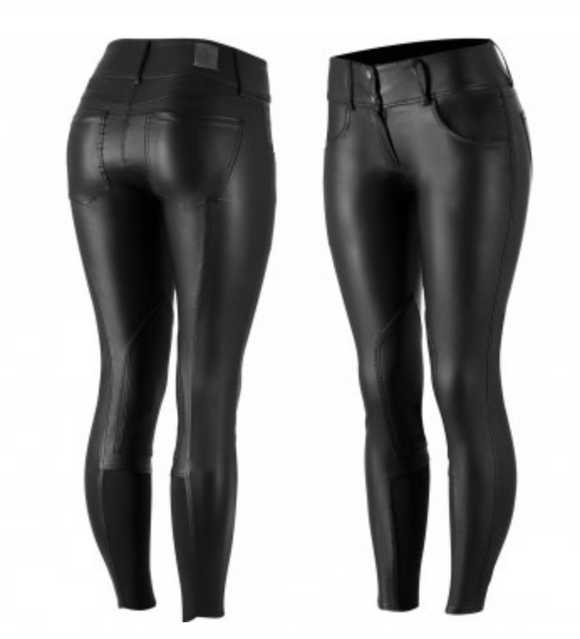 Horze Agnes K/P Breech Faux Leather