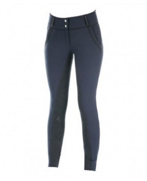 Horze Celine fullseat breeches for horseback riding. These horseback riding pants are stylish and fashionable for all equestrians. Horze Breeches.