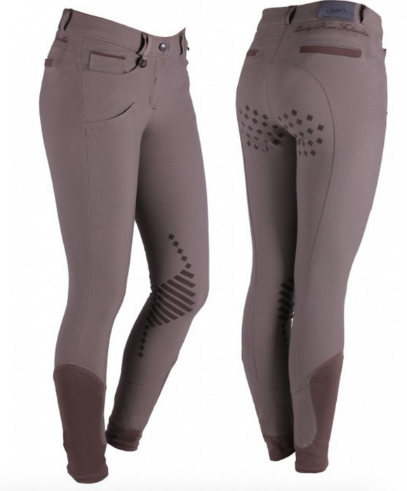 QHP Chaney full-seat horseback riding pants for the fashionable equestrian.