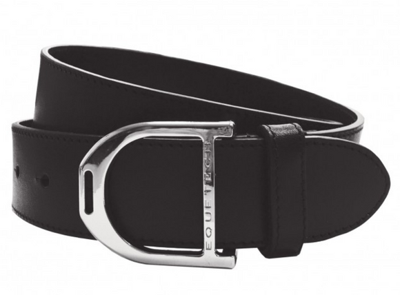 Equetech leather belts for stylish horseback riders. These equestrians belts are perfect for all equestrians.
