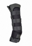Hansbo quick wrap boots for equestrians. This horseback riding gear and tack is great for all stylish equestrians.