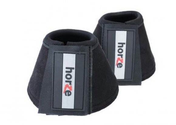 Horze All-round pro bell boots for horses. Horse gear for equestrians.
