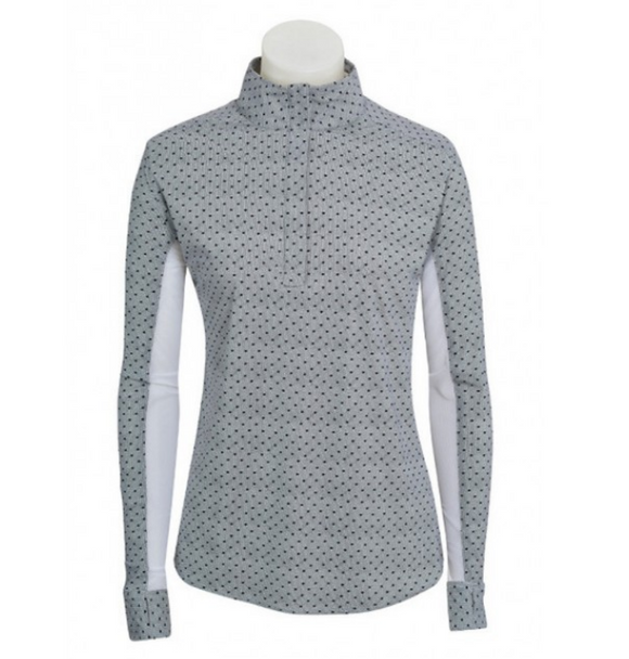RJ Classic princeton long-sleeve shirt for the fashionable equestrian. This is a great horseback riding shirt for the everyday equestrian.