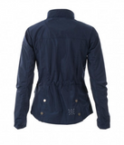 Horze aubrey jacket for horseback riders and stylish equestrians for the rider on the go.