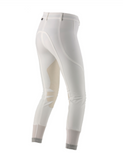 Dainese mens knee-patch breeches built for female equestrians. The stylish horseback riders will love these breeches for showing and competing.