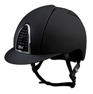 KEP Textile Helmet for the fashionable equestrian.
