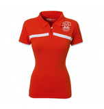 PK International Geniaal short-sleeve horseback riders polo-shirt for the fashionable equestrian.