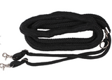 Quality Horse Product lunging rope tool for horseback riders looking to exercise their horses.