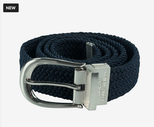The Horze unisex elastic horseback riding belt for the fashionable equestrian. This is a great horseback riding belt for the fashionable equestrian.