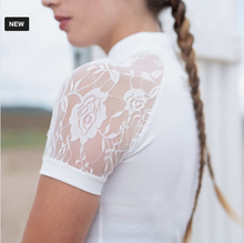 Load image into Gallery viewer, B Vertigo Amy Women's Lace Show Shirt