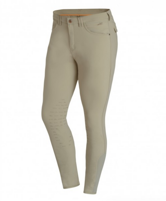 Schockemohle mens horseback riding pants for fashionable equestrians. This horseback riding pant for male equestrians is great for all occasions.