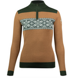 Wool blend winter horseback riding sweater for stylish equestrians.