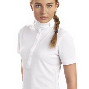 Euro star horseback riding competition shirt for the stylish equestrian.