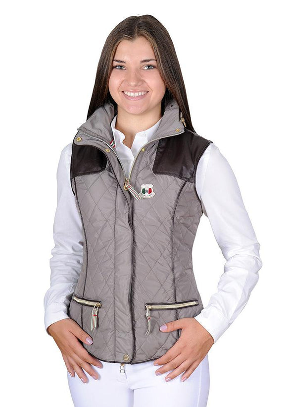 Iris Bayer Ginger Quilted Vest