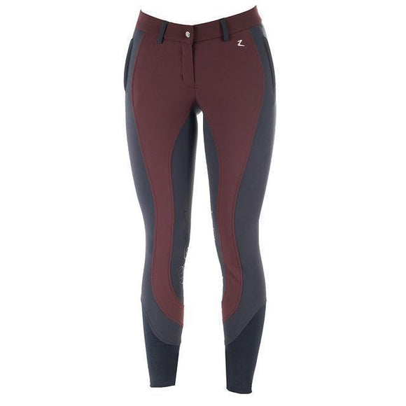 The Horze Kiana horseback riding pants for fashionable equestrians.