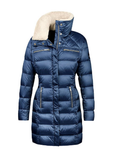 Cavallo international horse riding gear. The daley long jacket is great for horseback riding.