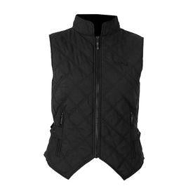 The Horze Diamond vest is perfect for all equestrians. This horseback riding vest is great.