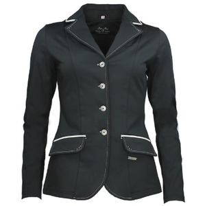 QHP COCO competition horseback riding competition jacket for the fashionable equestrian.