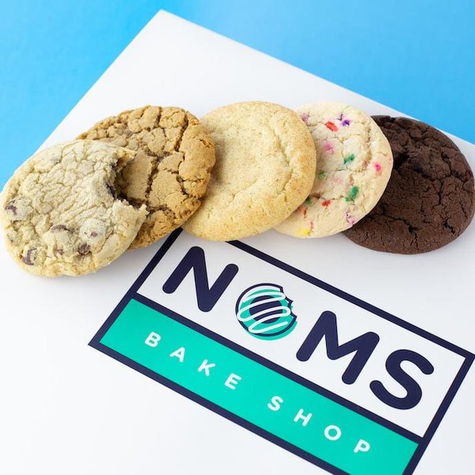 Noms Bake Shop - 5 Gourmet Cookies - North Scottsdale Floral