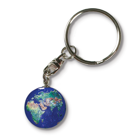 "1"" Earth Keychain"