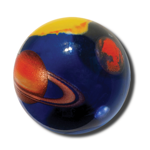 "1.4"" Solar System Marble"