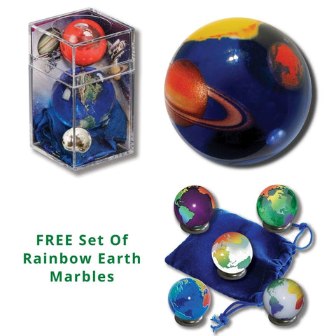Educational Gift Collection + FREE Rainbow Marbles