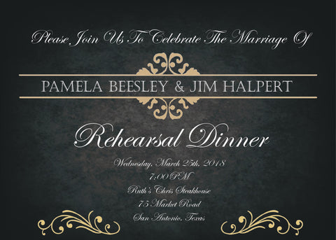 Elegant Invitation Design