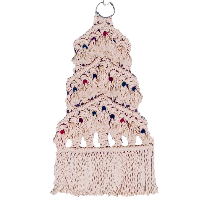 Macrame Christmas Tree | Grace Andersen Designs