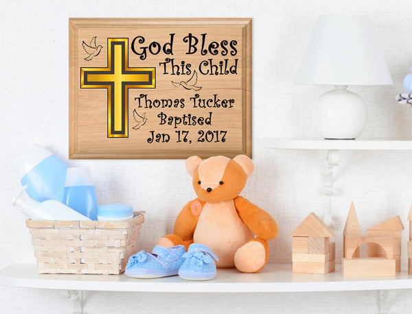 Personalized Baptism, Confirmation, and Communion Gifts