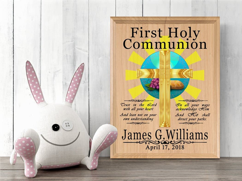 First Communion Gift Personalized